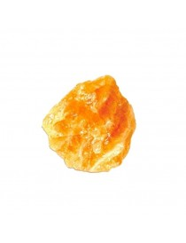 Pierres Brutes en Calcite Orange