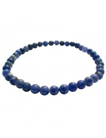 Bracelet Sodalite Billes 4 mm